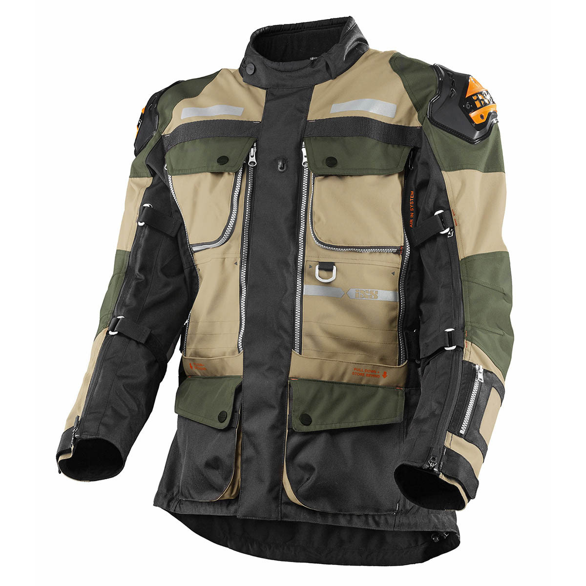 MONTEVIDEO RS-1000 JACKET